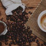 دانه های قهوه اصل